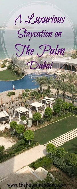 Romantic getaway on the palm, jumeirah, dubai. Valentines date idea for moms and dads.