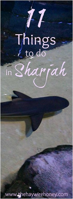 Sharjah, United Arab Emirates. Middle east travel.